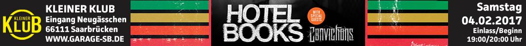 20170204 Hotel Books